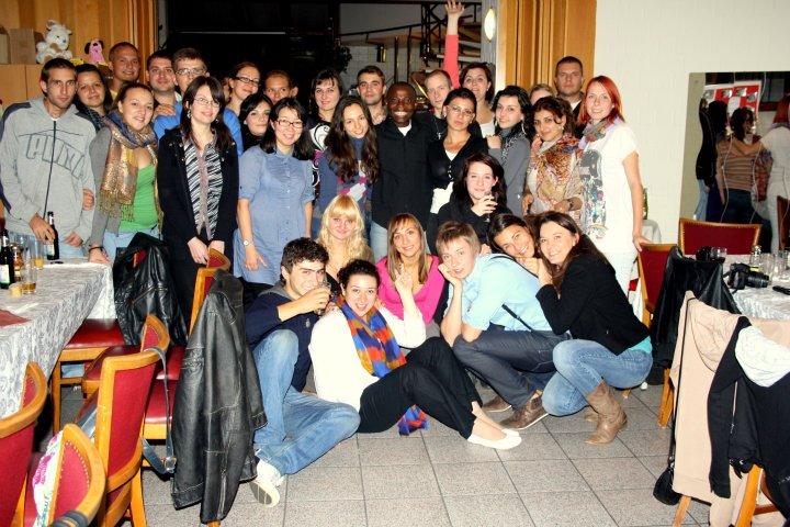 Запознай се с Европа - Младежки обмен